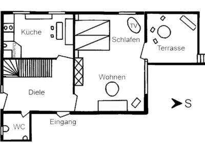 Haus Gericke Ferienwohnung in Wyk auf Föhr